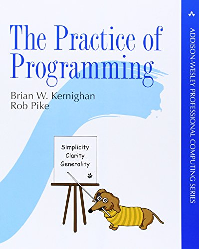 The Practice of Programming Book Cover Picture
