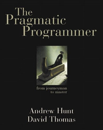 The Pragmatic Programmer Book Cover Picture