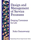 Design and Management of Service Processes - book cover picture