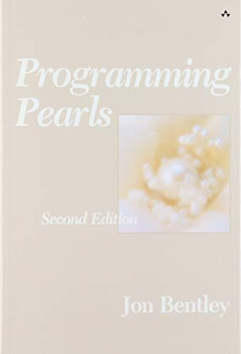 234. Programming Pearls (2nd Edition)
