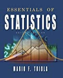 Essentials of Statistics (2nd Edition) - book cover picture