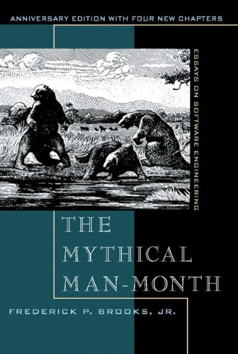 The Mythical Man-Month Book Cover Picture