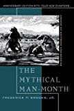 The Mythical Man-Month: Essays on Software Engineering, 20th  Anniversary Edition - book cover picture