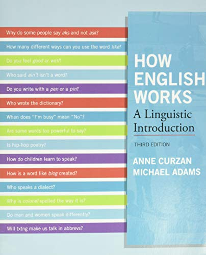 Pdf how english works a linguistic introduction 3rd edition pdf how english works a linguistic introduction 3rd edition free ebooks download ebookee fandeluxe Images