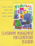 Classroom Management for Elementary Teachers - book cover picture