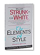 Elements of Style by Strunk and White