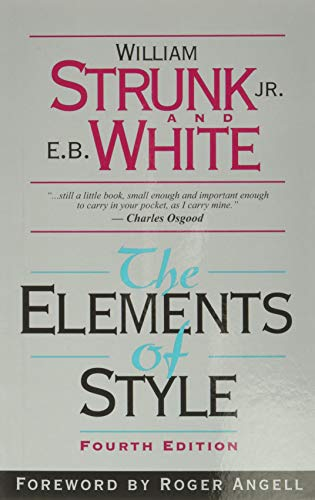 674. The Elements of Style (4th Edition)