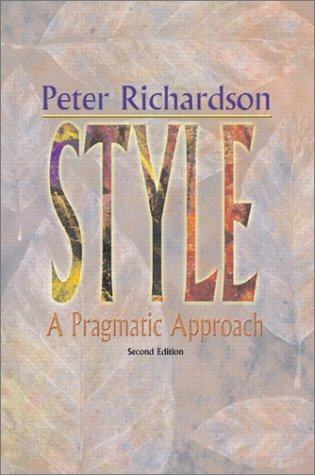Style: A Pragmatic Approach