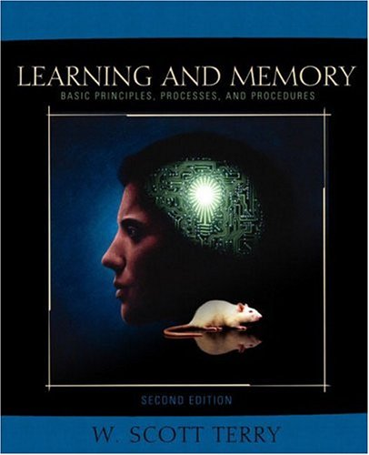 learning and memory Amazoncom: learning and memory: from brain to behavior (9780716786542): mark a gluck, eduardo mercado, catherine e myers: books.