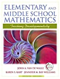 image of Elementary and Middle School Mathematics