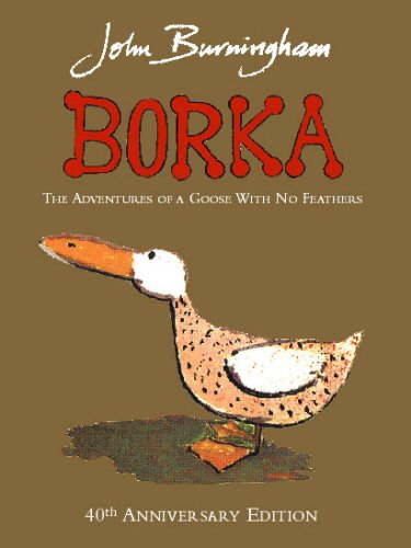 [Borka: The Adventures of a Goose With No Feathers]