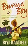 Book Cover: Burma Boy by Biyi Bandele-Thomas