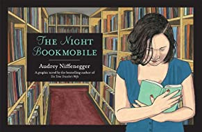 Smiler speedier than lightning in 2011 part cinq 75 books 95 the night bookmobile by audrey niffenegger read for tioli graphic novels challenge fandeluxe Gallery