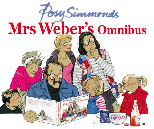 Mrs Webers Omnibus cover