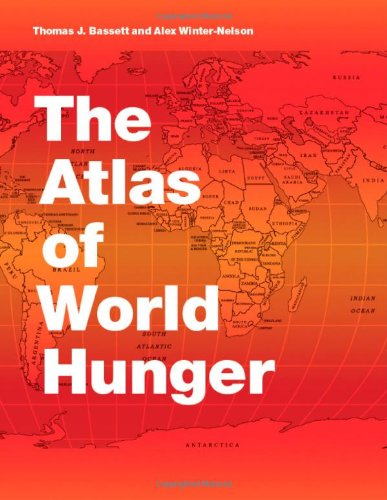 The atlas of world hunger book cover