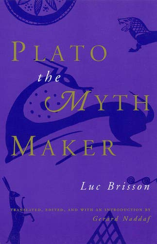 Plato the Myth Maker, Brisson, Luc