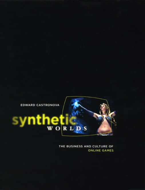 Synthetic Worlds, by Ted Castronova