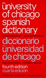 The University of Chicago Spanish Dictionary - book cover picture
