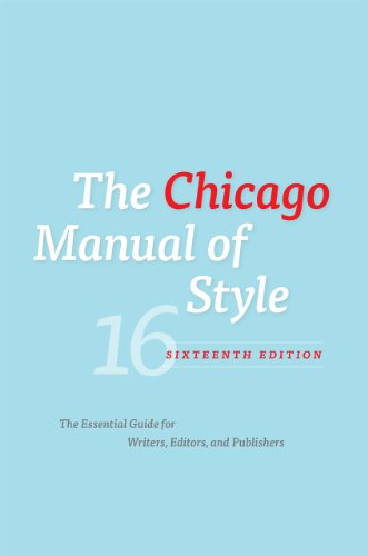 chicago style citation unpublished dissertation Library Guides   DePauw University