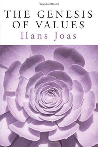 The Genesis of Values Amazon link