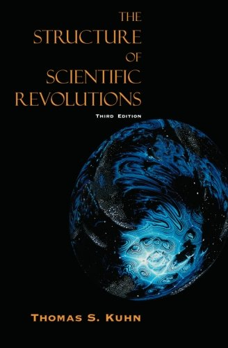 The Structure of Scientific Revolutions Book Cover Picture