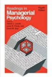 Buy Readings in Managerial Psychology from Amazon