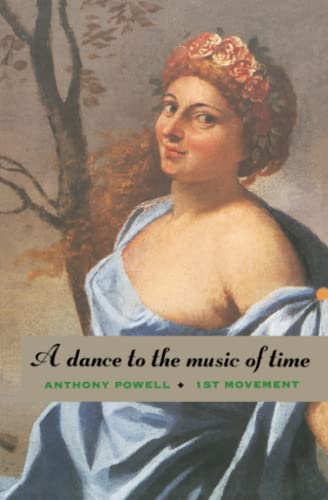 A Dance to the Music of Time, by Powell, Anthony