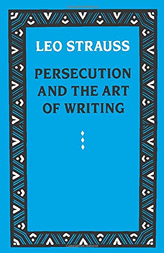 431. Persecution and the Art of Writing