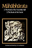 The Mahabharata: Part 2-The Book of the Assembly Hall and Part 3-The Book of the Forest by J.A. Vanbuitenen (Paperback)