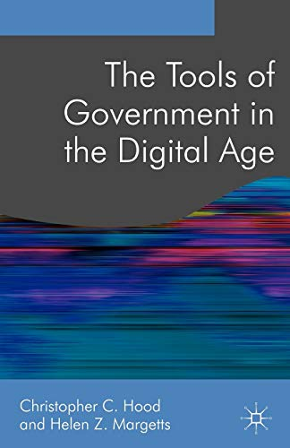 PDF The Tools of Government in the Digital Age Second Edition Public Policy and Politics