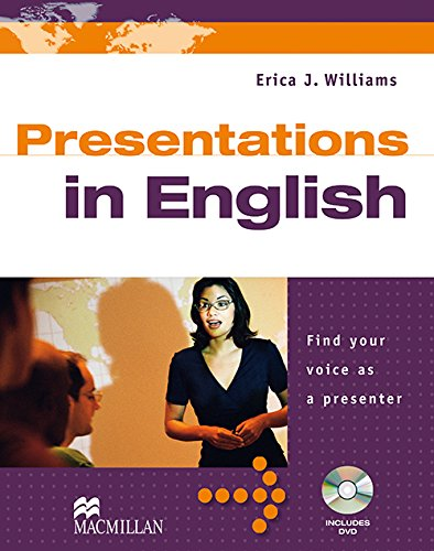 Presentations in English: Find Your Voice as a Presenter