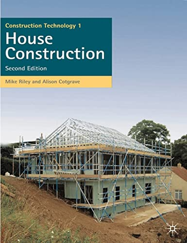 House Construction (Construction Technology 1)