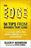 Buy The Edge: 50 Tips from Brands that Lead from Amazon