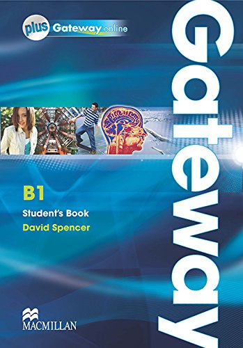 Gateway B1: Student's Book Plus Online Pack
