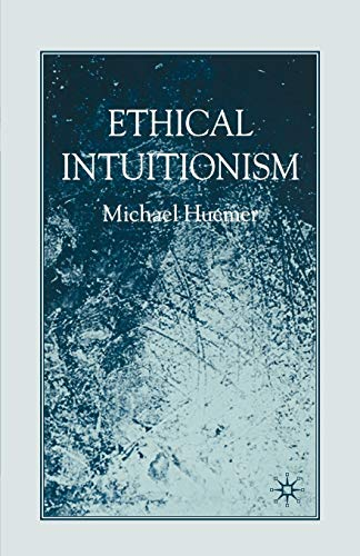 Ethical Intuitionism Book Cover Picture
