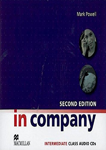 In Company 2nd Edition Intermediate CD