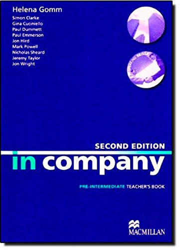 In Company Pre-Intermediate: Teacher's Book