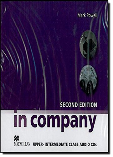 In Company 2nd Edition Upper Intermediat