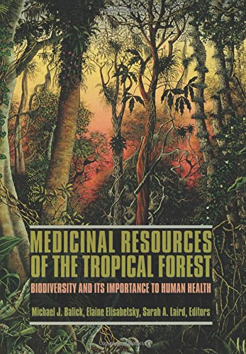 Medicinal Resources of the Tropical Forest by Michael J. Balick, et al (Paperback - October 15, 1995)