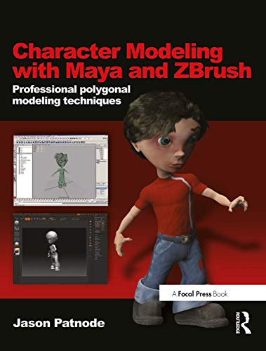 PDF Character Modeling with Maya and ZBrush Professional polygonal modeling techniques