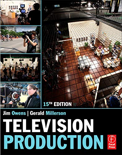 Television Production, Owens, Jim; Millerson, Gerald