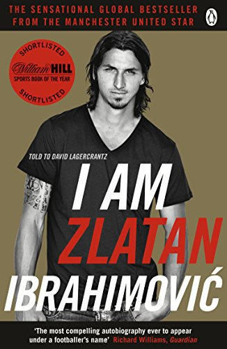 Zlatan Ibrahimovic and David Lagercrantz