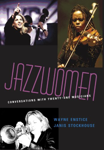 "Read ""Jazzwomen: Conversations With Twenty-One Musicians"" reviewed by"