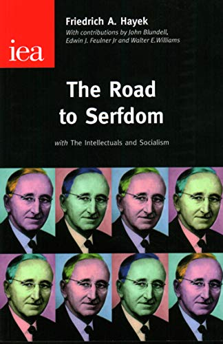 PDF The Road to Serfdom With the Intellectuals and Socialism