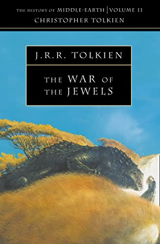 War of the Jewels (History of Middle Earth) (V.2 1)