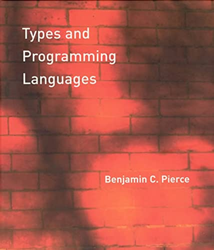 747. Types and Programming Languages (MIT Press)