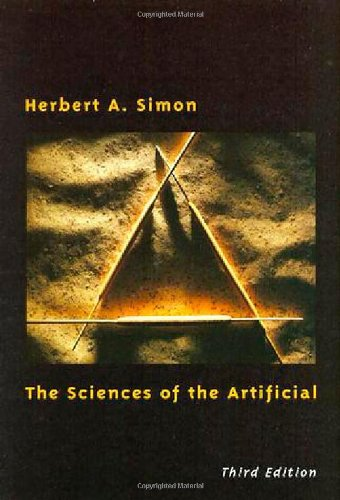 The Sciences of the Artificial - 3rd Edition