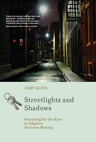 PDF Streetlights and Shadows Searching for the Keys to Adaptive Decision Making