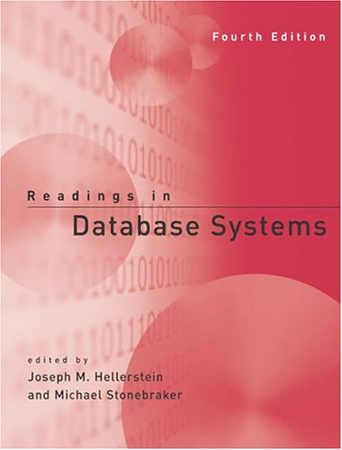 695. Readings in Database Systems (MIT Press)