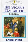 The Vicar's Daughter (Thorndike Large Print Harlequin Series)